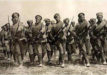 1 августа – День памяти российских воинов, погибших в Первой мировой войне 1914 – 1918 годов