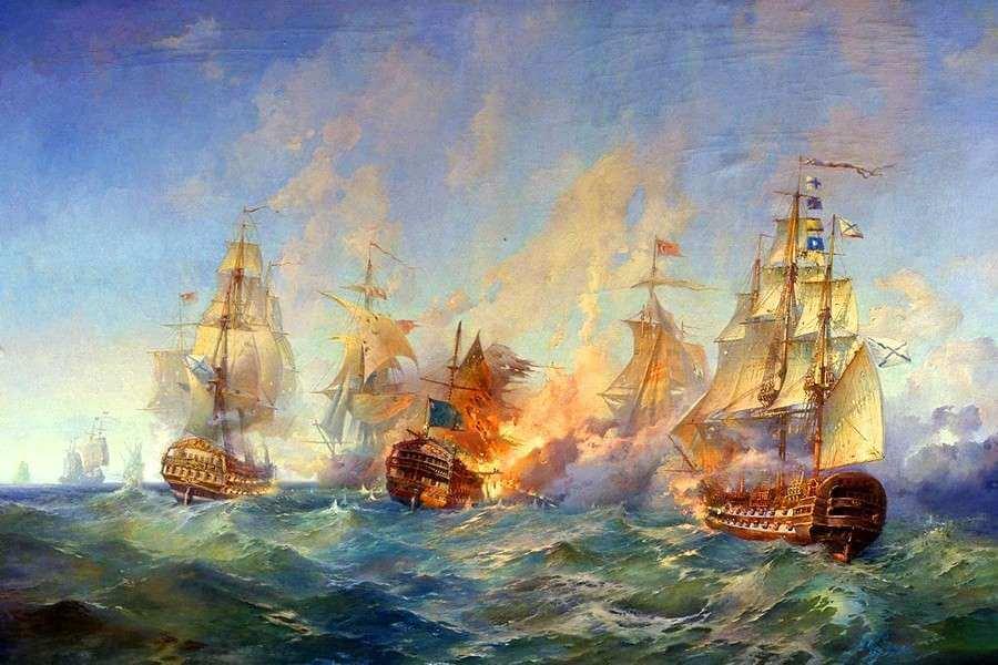 11 сентября 1790 года — Победа Ушакова у мыса Тендра