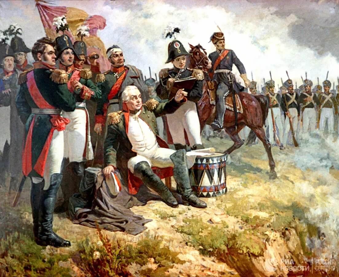 8 сентября — День Бородинского сражения