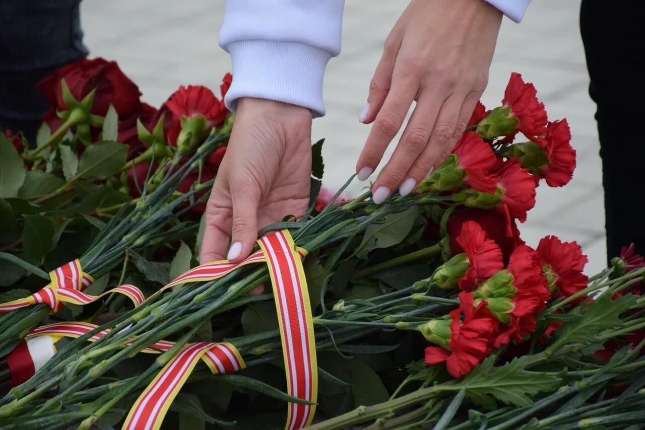 Всероссийская акция «Цветы Памяти»