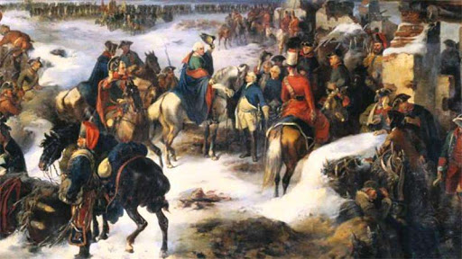 24 сентября 1799 года — Швейцарский поход Суворова