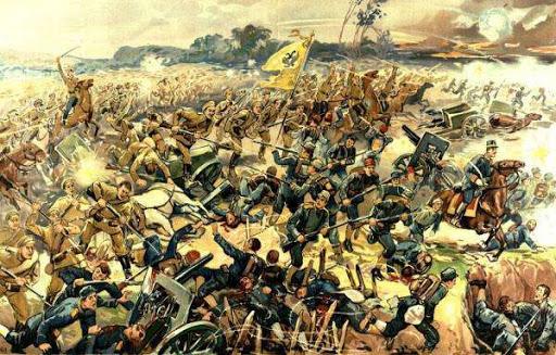 26 сентября 1914 года — Галицийская битва
