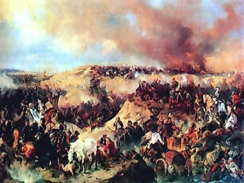 9 октября 1760 года — русскими войсками взят Берлин