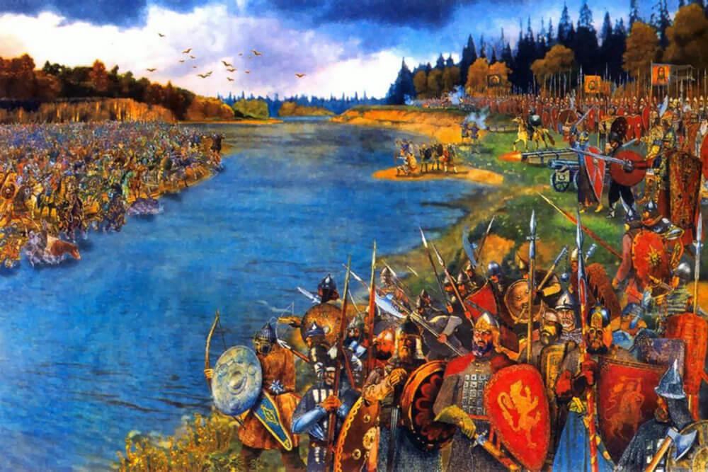 11 ноября 1480 года – стояние на реке Угре