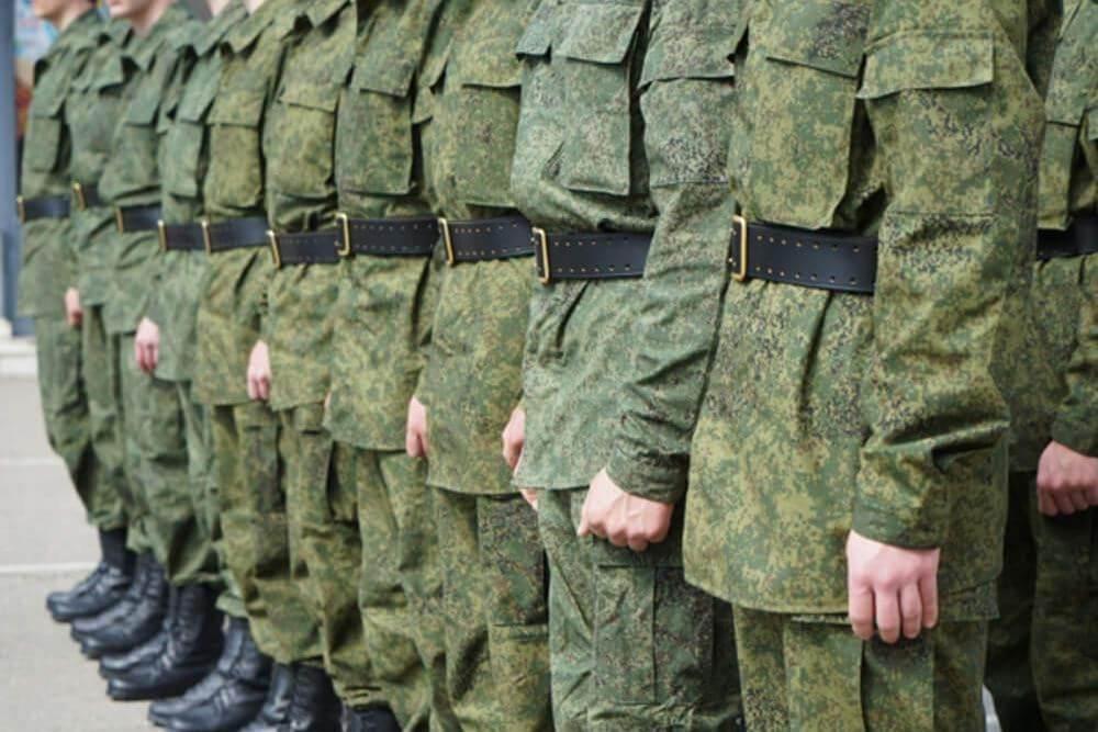 Призывников из Югорска торжественно проводили в армию