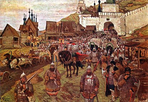 4 ноября 1612 – Освобождение Москвы во время Смуты