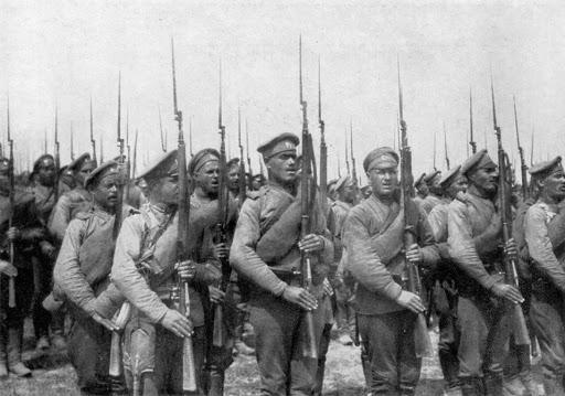 11 ноября 1918 года завершилась Первая мировая война