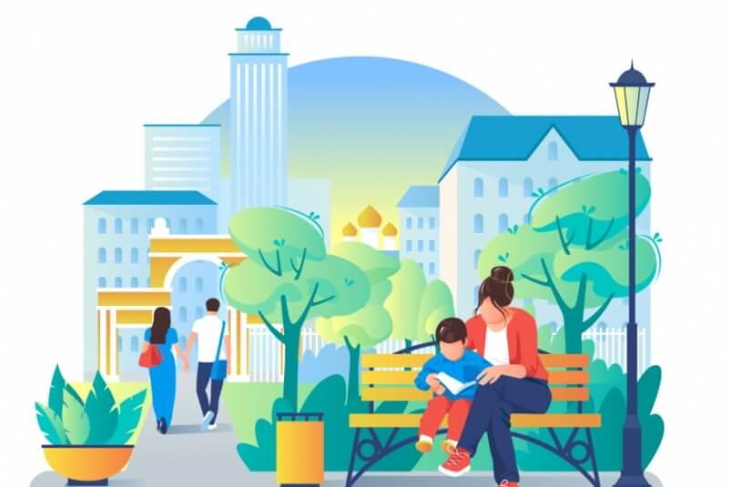 Старт голосования «Формирование комфортной городской среды»