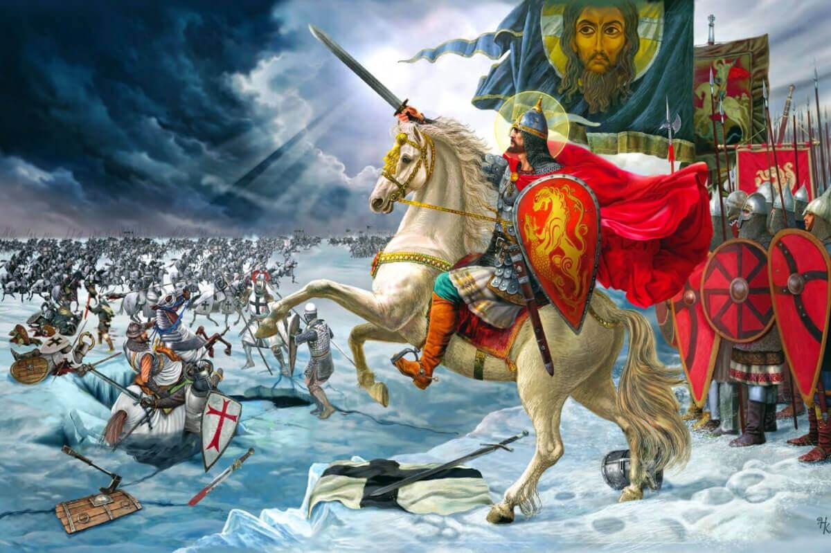 800-летие Александра Невского