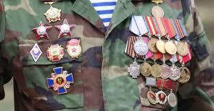 1 июля — День ветеранов боевых действий