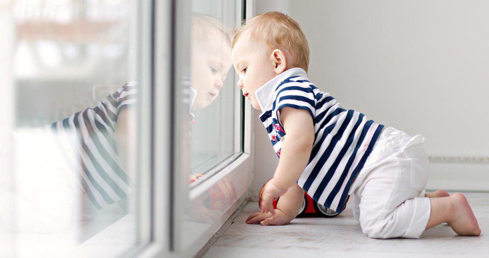 Рекомендации по защите детей от падения из окон